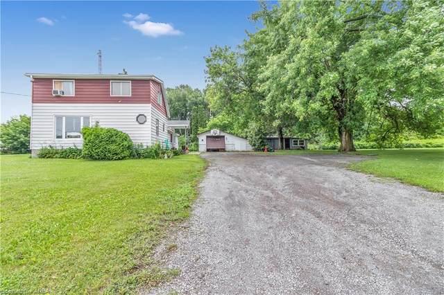6090 Old 2 Highway, Tyendinaga, ON K0K 3A0 (MLS #40139962) :: Forest Hill Real Estate Collingwood