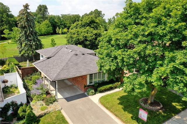 95 Culham Street, Oakville, ON L6H 1G3 (MLS #40140034) :: Envelope Real Estate Brokerage Inc.