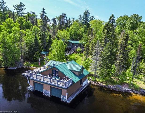 10365 Rabbit Lake, Temagami, ON P0H 2H0 (MLS #40140053) :: Forest Hill Real Estate Collingwood