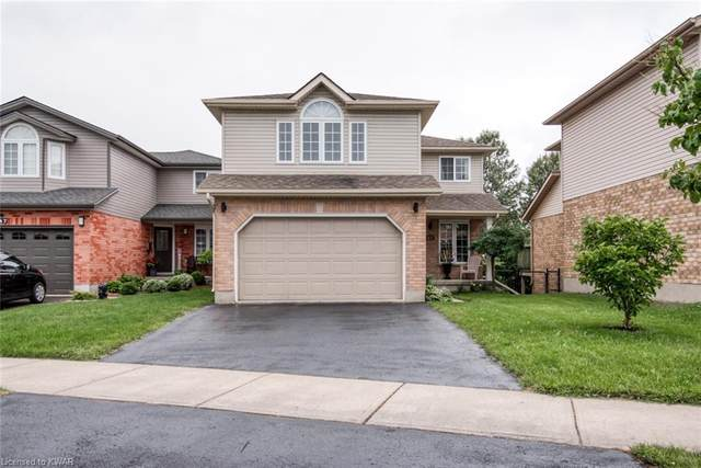 43 Apple Tree Drive, Kitchener, ON N2A 4C9 (MLS #40140217) :: Forest Hill Real Estate Collingwood