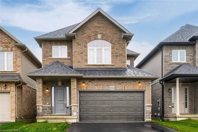 234 Dalgleish Trail, Stoney Creek, ON L0R 1P0 (MLS #40140290) :: Forest Hill Real Estate Collingwood