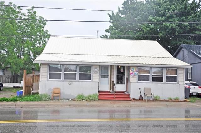 151 William Street A&B, Port Stanley, ON N5L 1C7 (MLS #40140377) :: Forest Hill Real Estate Collingwood