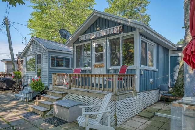 15 Buck's Park, Port Dover, ON N0A 1N0 (MLS #40140404) :: Forest Hill Real Estate Collingwood