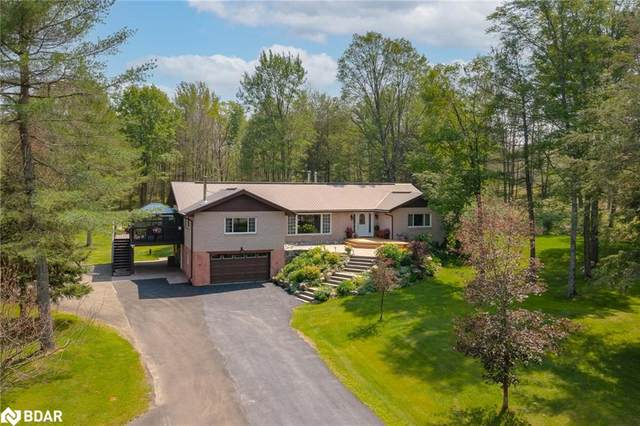 9 Healey Lake Road, MacTier, ON P0C 1H0 (MLS #40140446) :: Forest Hill Real Estate Collingwood