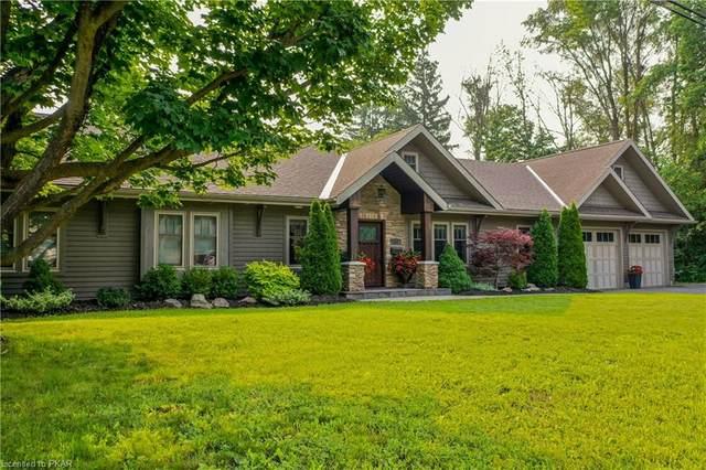 288 Wallis Drive, Peterborough, ON K9J 6C9 (MLS #40140518) :: Forest Hill Real Estate Collingwood