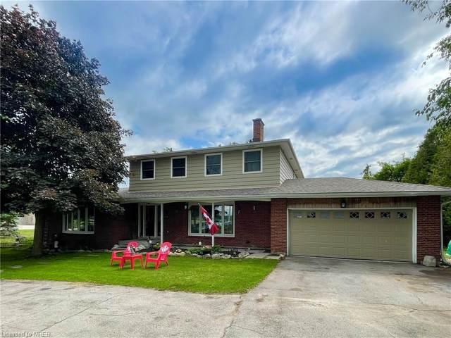5326 Ninth Line, Erin, ON N0B 1T0 (MLS #40140568) :: Forest Hill Real Estate Collingwood
