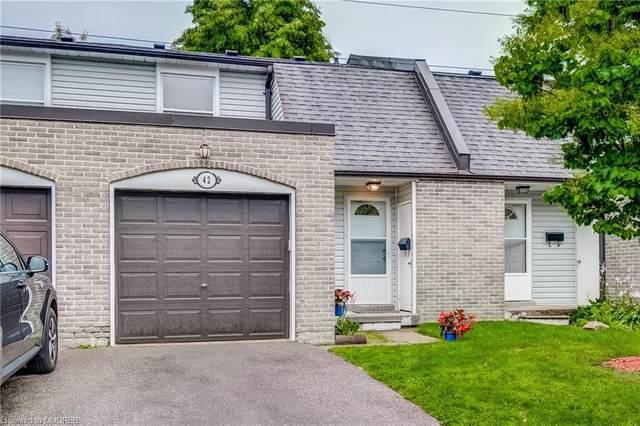 2440 Bromsgrove Road #42, Mississauga, ON L5J 4J7 (MLS #40140578) :: Envelope Real Estate Brokerage Inc.