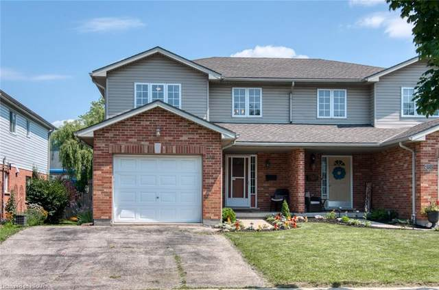 290 Norman Street, Stratford, ON N5A 7Y3 (MLS #40140796) :: Forest Hill Real Estate Collingwood