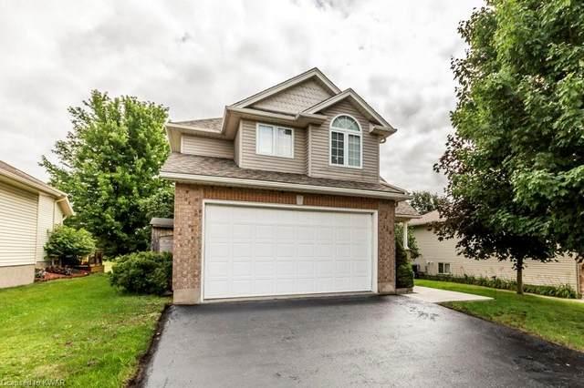 185 Fennel Street, Plattsville, ON N0J 1S0 (MLS #40141377) :: Forest Hill Real Estate Collingwood