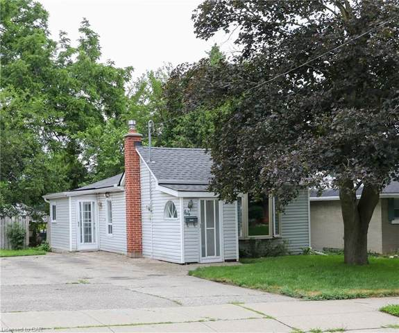 44 Third Avenue, Cambridge, ON N1S 2C6 (MLS #40141409) :: Forest Hill Real Estate Collingwood