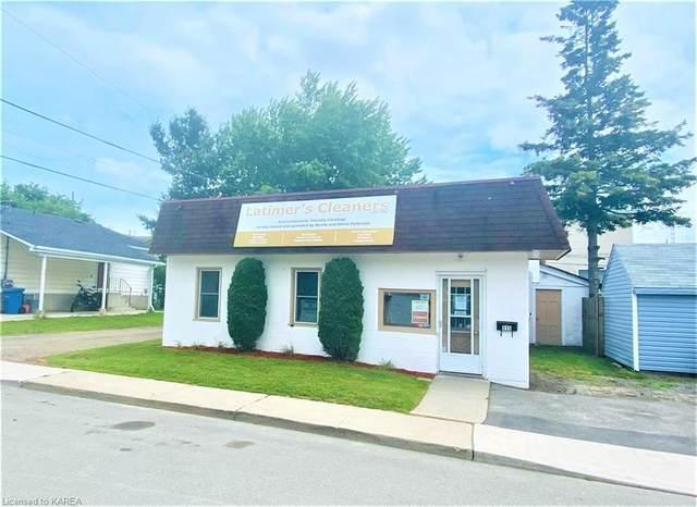 115 Georgiana Street, Gananoque, ON K7G 1M5 (MLS #40141496) :: Forest Hill Real Estate Collingwood