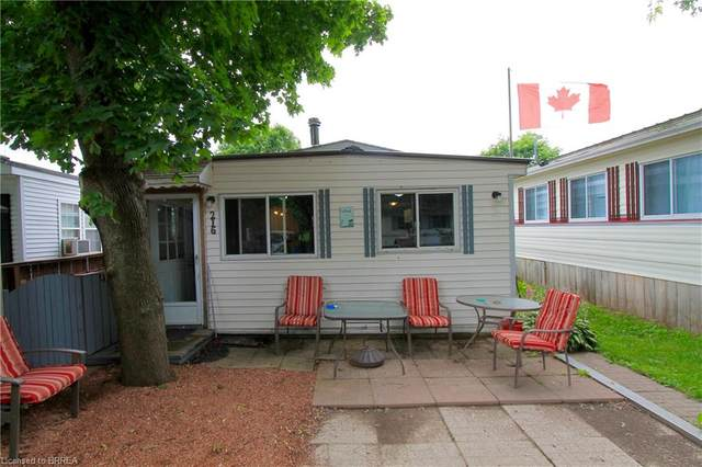 99 Fourth Concession Road #216, Burford, ON N0E 1A0 (MLS #40141604) :: Forest Hill Real Estate Collingwood