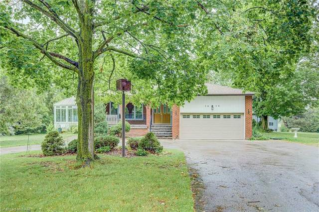 5850 Lloydtown Aurora Road, Schomberg, ON L0G 1T0 (MLS #40141628) :: Forest Hill Real Estate Collingwood