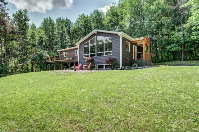 282 Bowles Bluff Road E, Grey Highlands, ON N0C 1H0 (MLS #40141841) :: Forest Hill Real Estate Collingwood