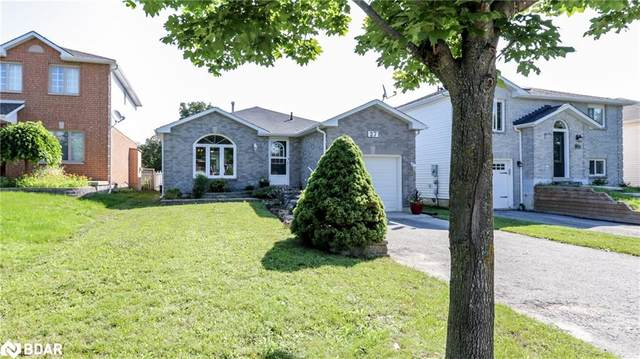 27 Simmons Crescent, Barrie, ON L4N 7T7 (MLS #40141854) :: Forest Hill Real Estate Collingwood