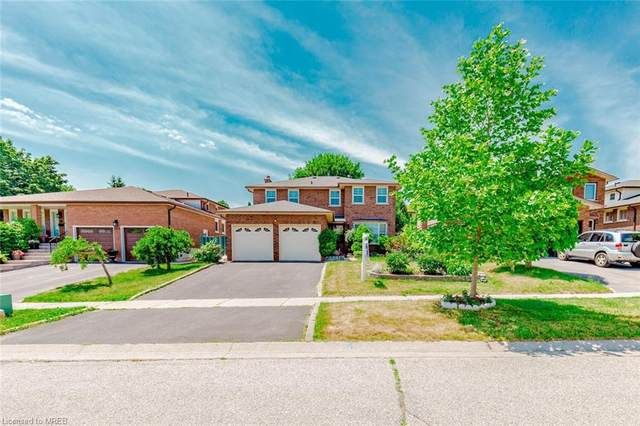 522 Mcleod Crescent, Pickering, ON L1W 3M5 (MLS #40141863) :: Forest Hill Real Estate Collingwood