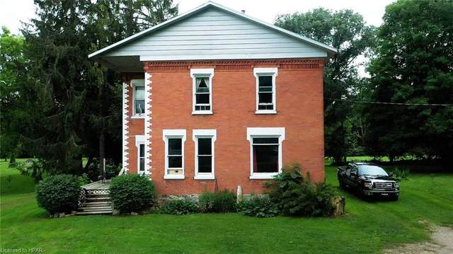 1057 Howick Street, Wroxeter, ON N0G 2X0 (MLS #40141867) :: Forest Hill Real Estate Collingwood