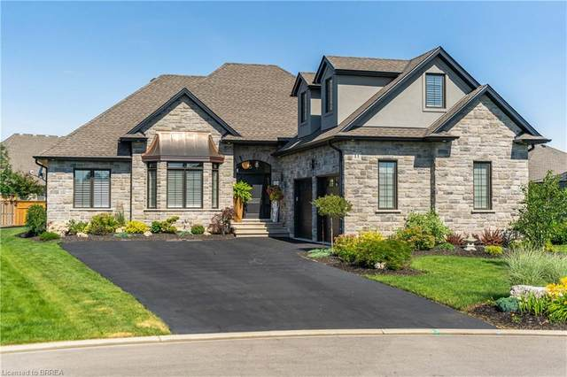 11 Taishan Place, Waterford, ON N0E 1Y0 (MLS #40141915) :: Forest Hill Real Estate Collingwood