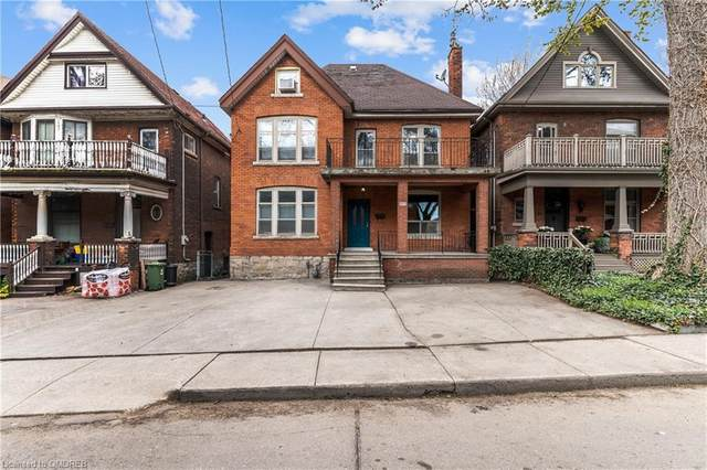 16 Strathcona Avenue S, Hamilton, ON L8P 4H9 (MLS #40141940) :: Forest Hill Real Estate Collingwood