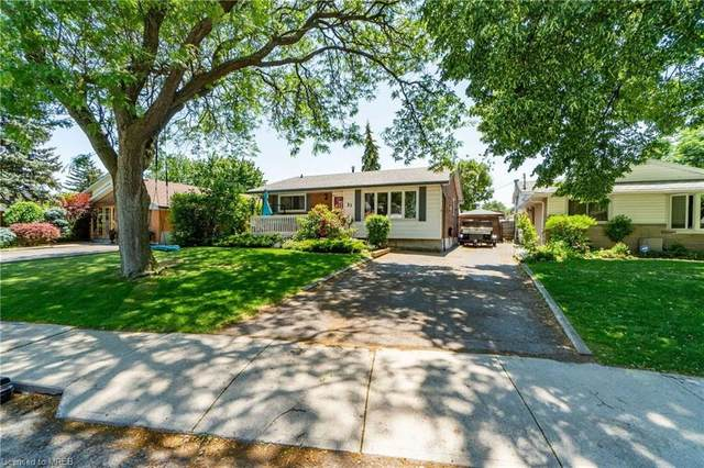 31 Elkwood Drive, Hamilton, ON L9C 2T4 (MLS #40141979) :: Forest Hill Real Estate Collingwood