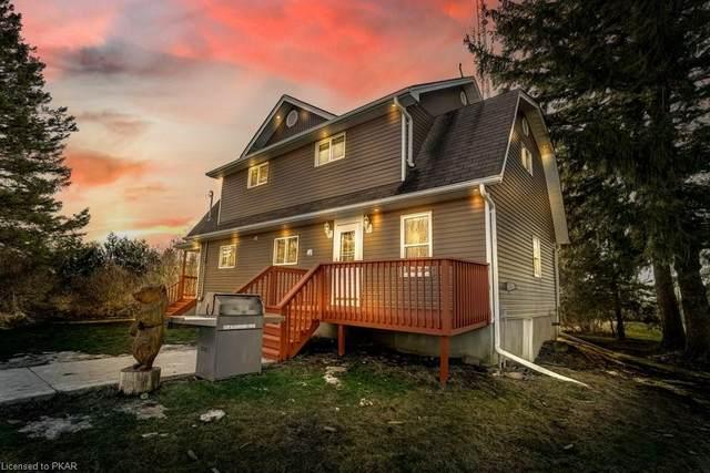 285 11TH CONCESSION Road, Cannington, ON L0E 1E0 (MLS #40142144) :: Forest Hill Real Estate Collingwood