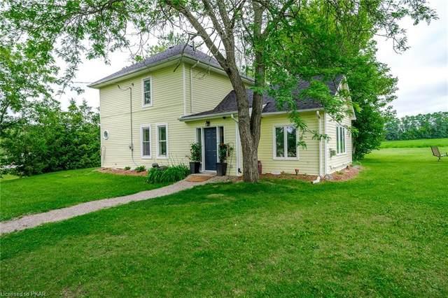 5117 County 25 Road, Warkworth, ON K0K 3K0 (MLS #40142279) :: Forest Hill Real Estate Collingwood
