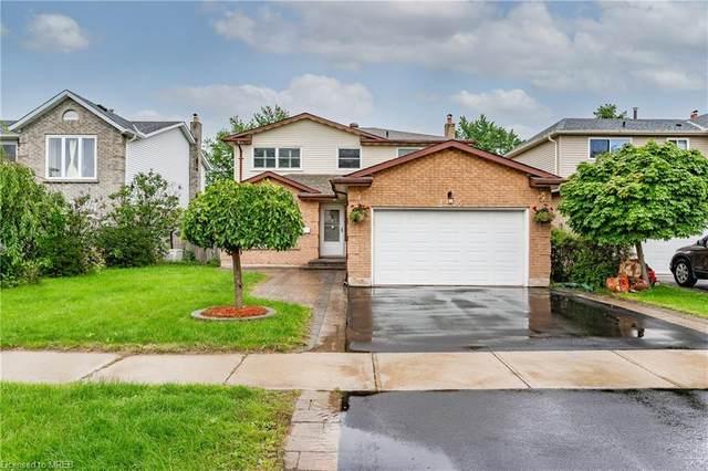 2206 Melissa Crescent, Burlington, ON L7P 4J7 (MLS #40142294) :: Forest Hill Real Estate Collingwood