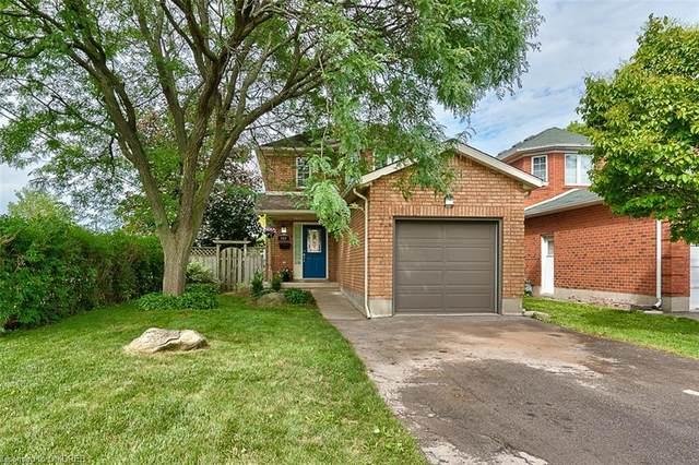 953 Glendale Court, Burlington, ON L7R 4J3 (MLS #40142310) :: Forest Hill Real Estate Collingwood