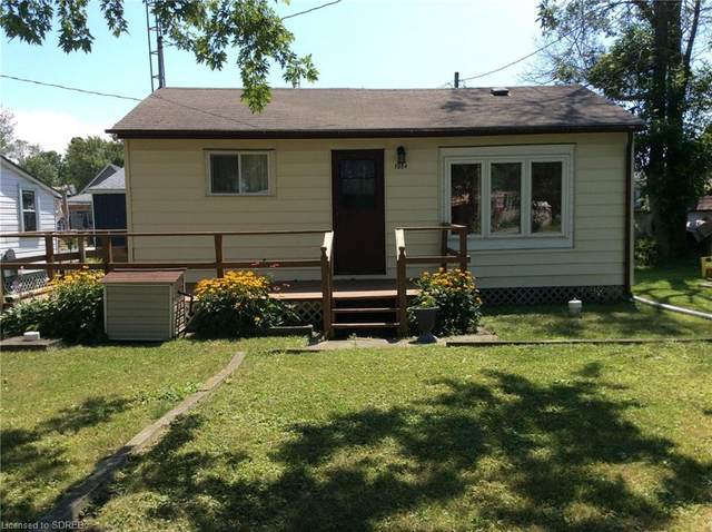 1054 Lakeshore Road, Selkirk, ON N0A 1P0 (MLS #40142405) :: Forest Hill Real Estate Collingwood