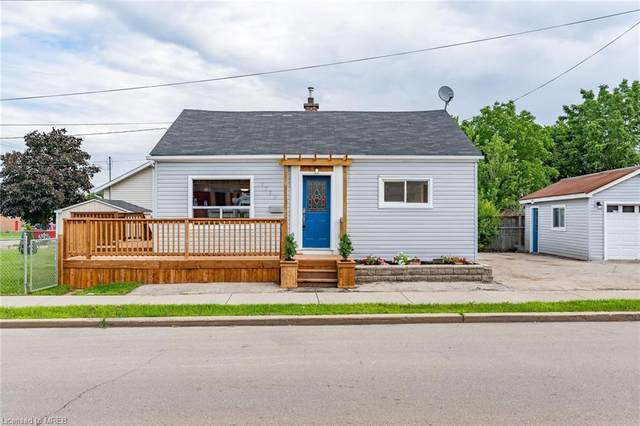 1773 Main Street E, Hamilton, ON L8H 1E4 (MLS #40142435) :: Forest Hill Real Estate Collingwood