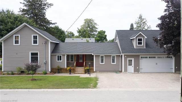 99 Princess Street E, Clinton, ON N0M 1L0 (MLS #40142531) :: Forest Hill Real Estate Collingwood