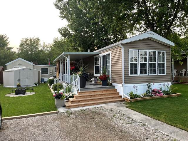 77719 Bluewater Hwy.                    40N Portside Dri, Goderich Township, ON N0M 1G0 (MLS #40142817) :: Forest Hill Real Estate Collingwood
