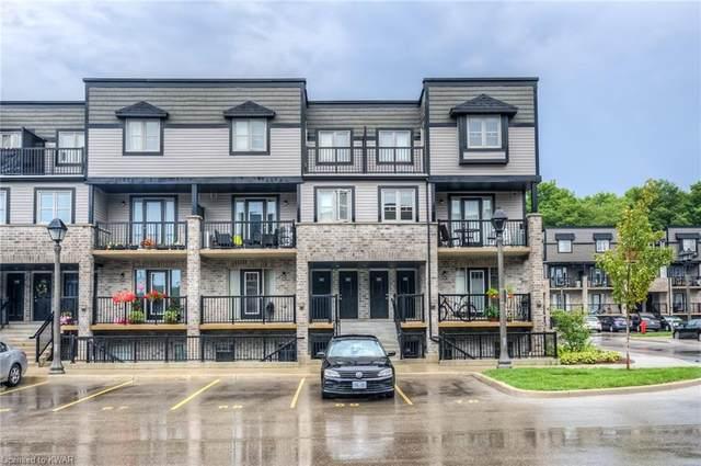 1989 Ottawa Street S 22C, Kitchener, ON N0J 1P0 (MLS #40142828) :: Forest Hill Real Estate Collingwood