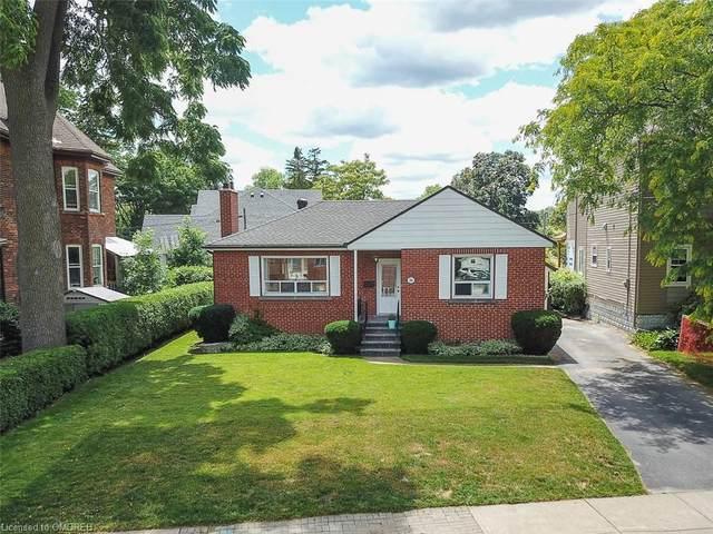 286 St. Paul Street, Burlington, ON L7R 3J9 (MLS #40142911) :: Forest Hill Real Estate Collingwood