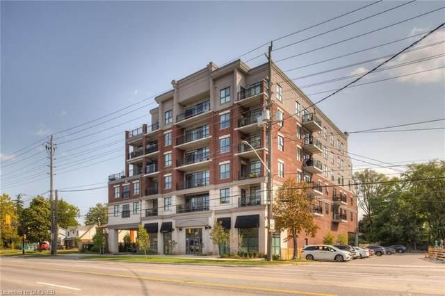34 Plains Road E #102, Burlington, ON L7T 2B9 (MLS #40142950) :: Forest Hill Real Estate Collingwood