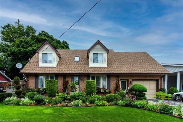 309 Western Avenue, Delhi, ON N4B 1S2 (MLS #40143060) :: Forest Hill Real Estate Collingwood