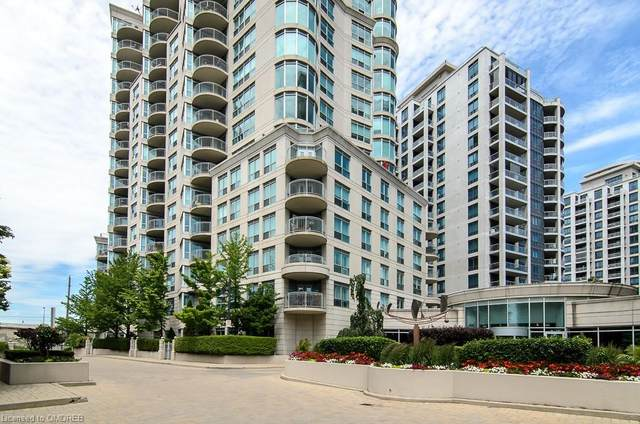 2111 Lake Shore Boulevard W #202, Toronto, ON M8V 4B2 (MLS #40143082) :: Forest Hill Real Estate Collingwood