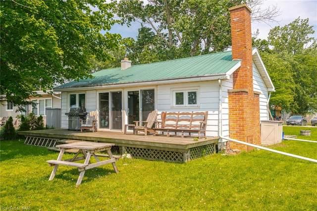 21 Erie Heights Line, Lowbanks, ON N0A 1K0 (MLS #40143084) :: Forest Hill Real Estate Collingwood
