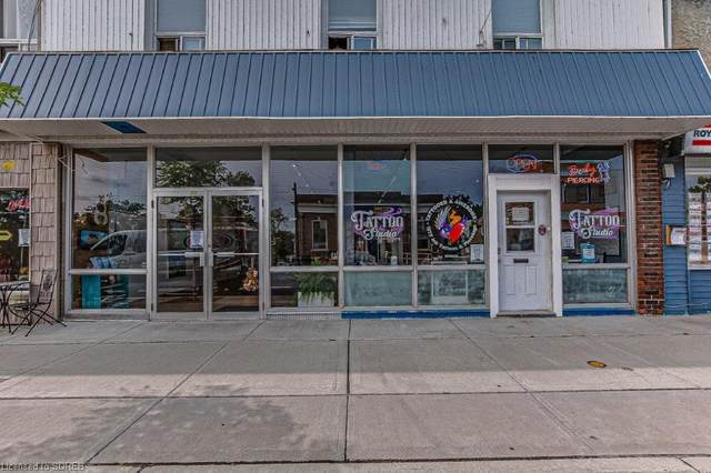 313 Main Street, Port Dover, ON N0A 1N0 (MLS #40143182) :: Forest Hill Real Estate Collingwood