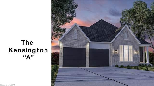 LOT 76 Street A Street, Mount Brydges, ON N0L 1W0 (MLS #40143236) :: Forest Hill Real Estate Collingwood