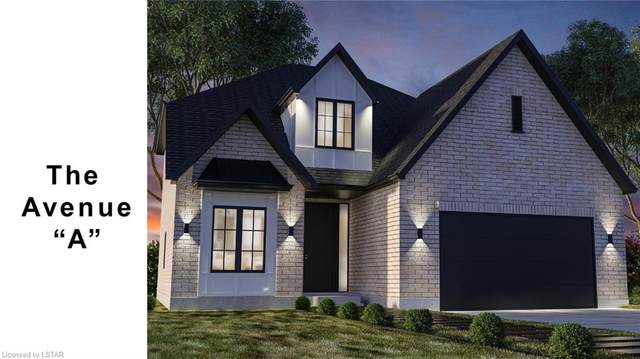 LOT 13 Edgewood Lane, Mount Brydges, ON N0L 1W0 (MLS #40143255) :: Forest Hill Real Estate Collingwood