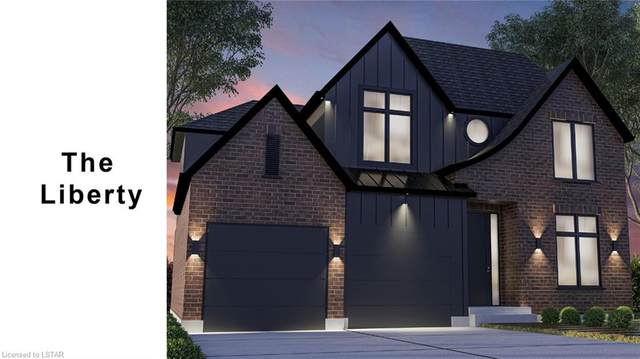 LOT 64 Trillium Way, Mount Brydges, ON N0L 1W0 (MLS #40143263) :: Forest Hill Real Estate Collingwood