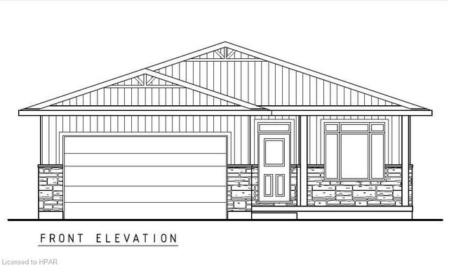 106 Rowe Ave. Avenue, Exeter, ON N0M 1S1 (MLS #40143423) :: Envelope Real Estate Brokerage Inc.