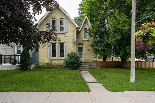 293 Main Street E, Palmerston, ON N0G 2P0 (MLS #40143516) :: Forest Hill Real Estate Collingwood