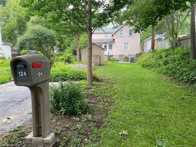 124 Brock Street, Gananoque, ON K7G 1K2 (MLS #40143790) :: Forest Hill Real Estate Collingwood