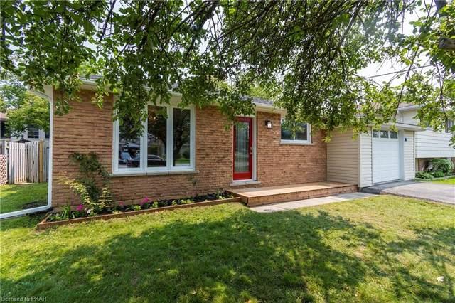 75 Centre Street, Quinte West, ON K0K 2C0 (MLS #40143824) :: Forest Hill Real Estate Collingwood
