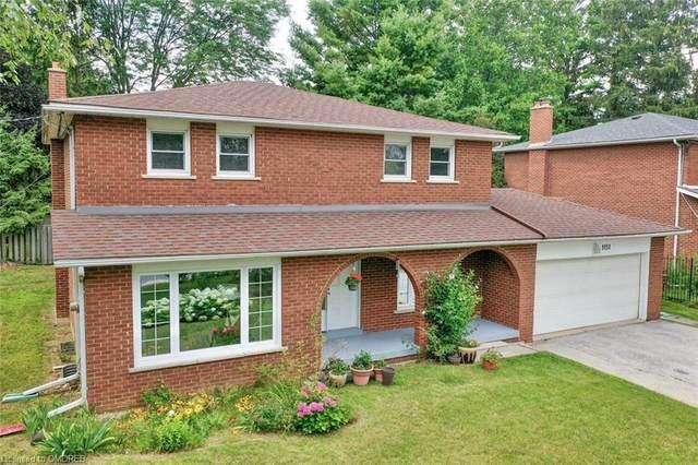 1151 Lakeshore Road W, Mississauga, ON L5H 1J3 (MLS #40143904) :: Envelope Real Estate Brokerage Inc.