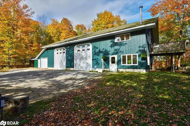 1016 Peninsula Road, Port Carling, ON P0B 1G0 (MLS #40143969) :: Forest Hill Real Estate Collingwood