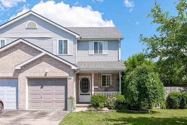60 Athlone Crescent, Stratford, ON N4Z 1H8 (MLS #40143979) :: Forest Hill Real Estate Collingwood
