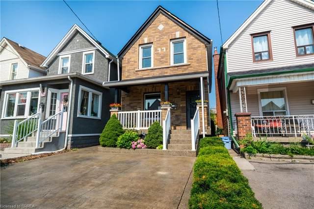 77 Chestnut Avenue, Hamilton, ON L8L 6K8 (MLS #40143987) :: Forest Hill Real Estate Collingwood